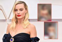 'Harley Quinn' Actress Margot Robbie In Aa Retro Floral Bikini Pics Goes Viral