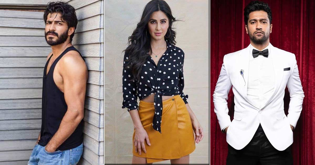 Katrina Kaif Is Furious At Harsh Varrdhan Kapoor For Confirming Her & Vicky Kaushal's Relationship?