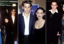 Here's Who Johnny Depp Dated In The Past!