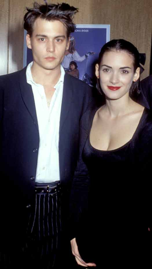 Here's who Johnny Depp has been with in the past!