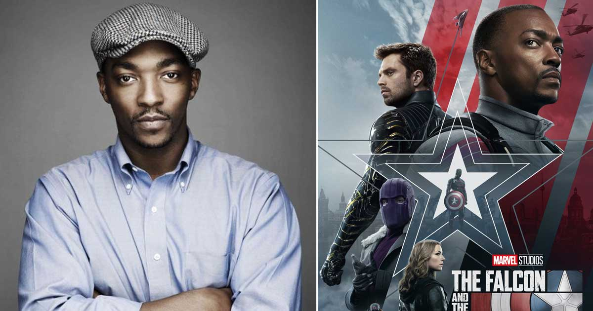 Here's Why Anthony Mackie 'Hated' The Idea Of Being 'Captain America' In The Falcon And The Winter Soldier