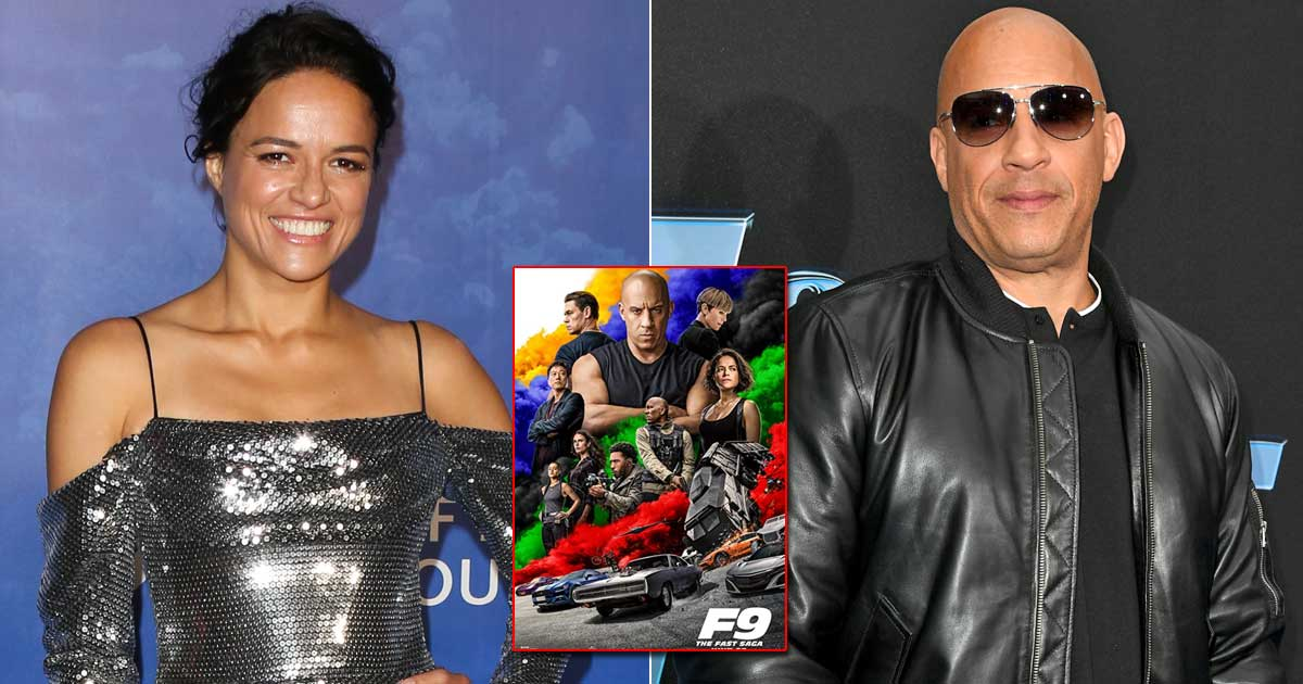 Here's why Vin Diesel did NOT inform Michelle Rodriguez that her character was coming back from the dead!