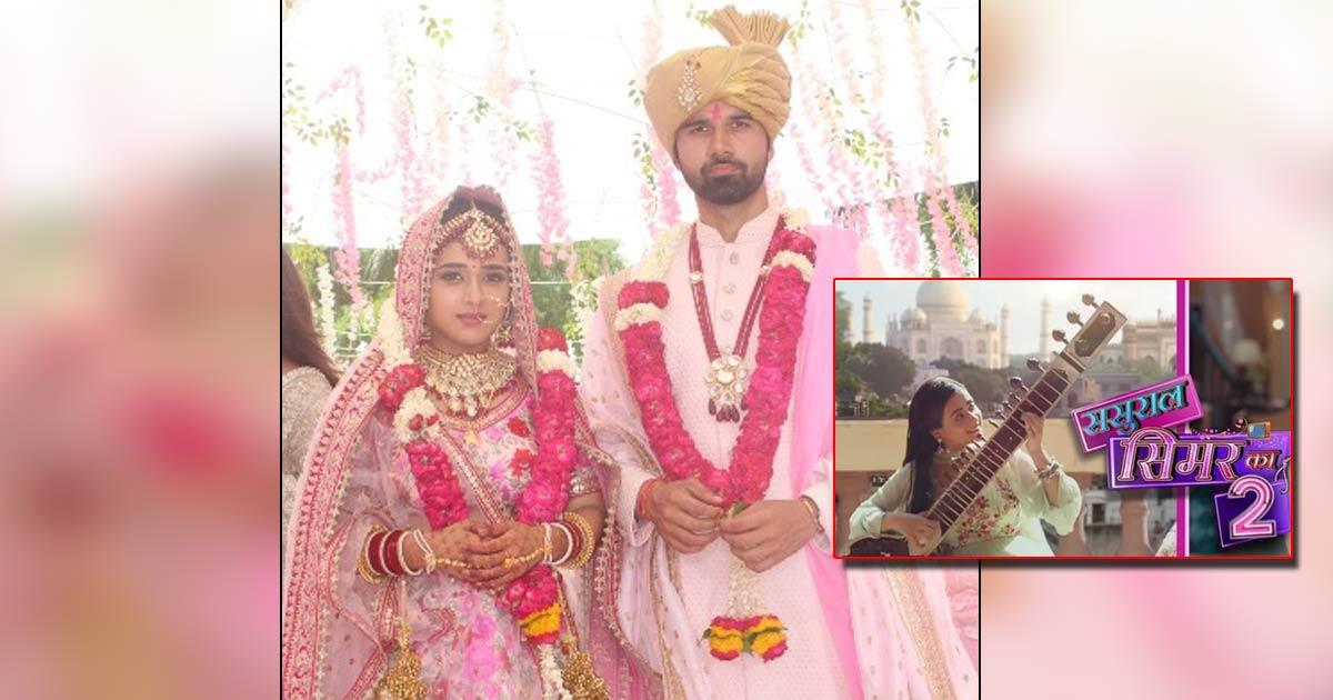 Not Reema but Choti Simar married Aarave, the main Twist!