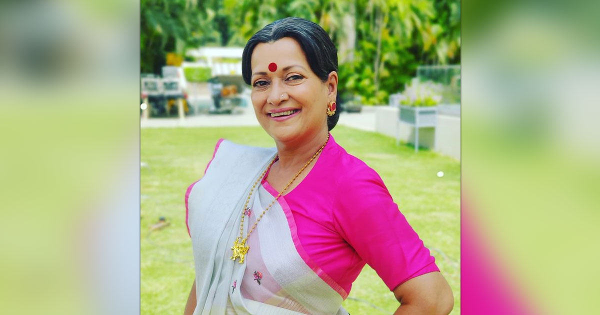 """Himani Shivpuri On Resuming Shoot: """"Trying To Be As Normal As Possible"""""""