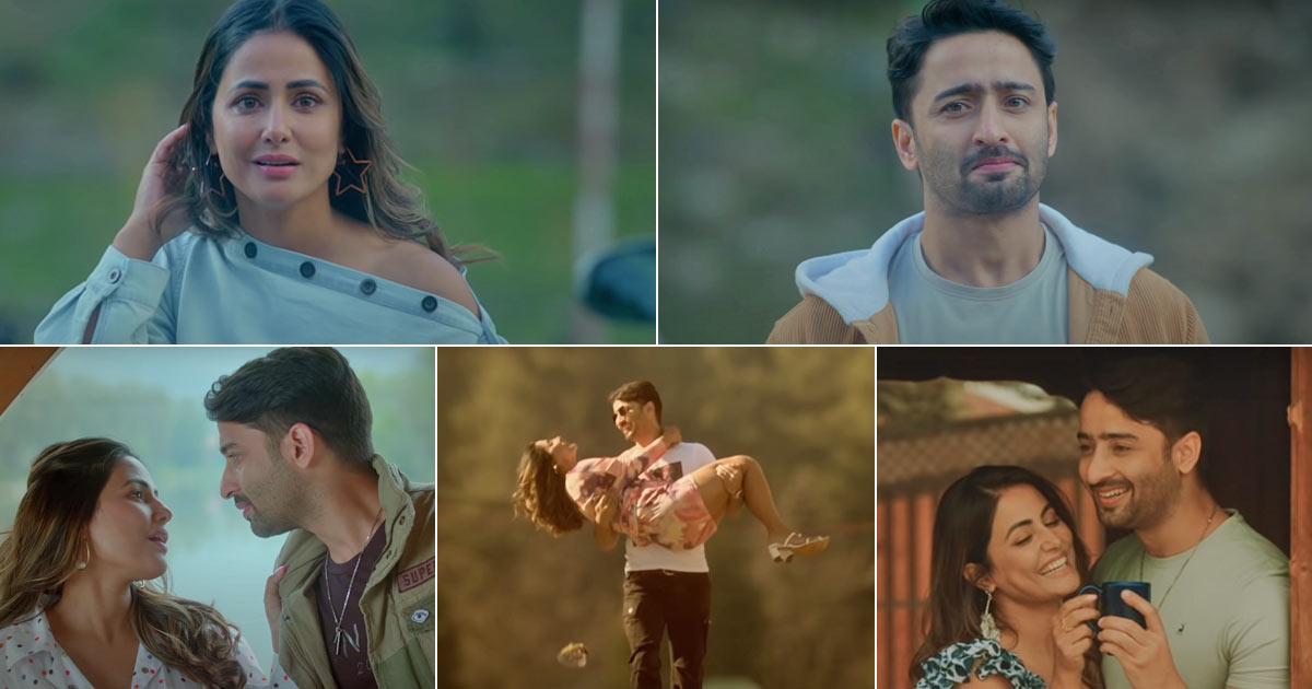 Hina Khan & Shaheer Sheikh's 'Baarish Ban Jaana' Out!