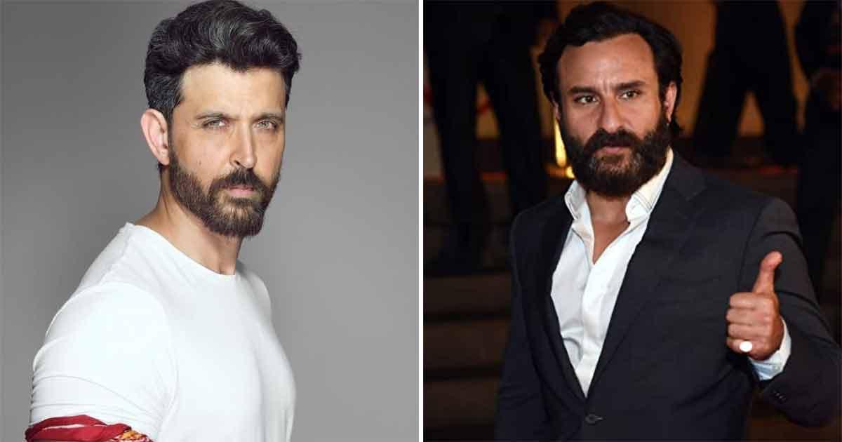 Hrithik Roshan & Saif Ali Khan's Vikram Vedha Shoot Cancelled In Mumbai?