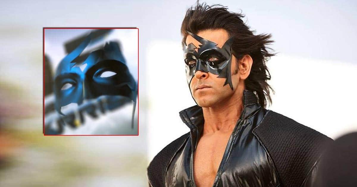 Hrithik Roshan Shares Krrish 4 Teaser Celebrating 15 Years Of The Film