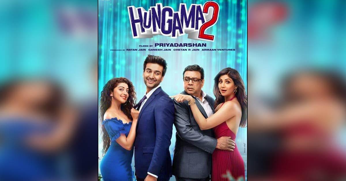 Hungama 2 Set For OTT Release On July 23