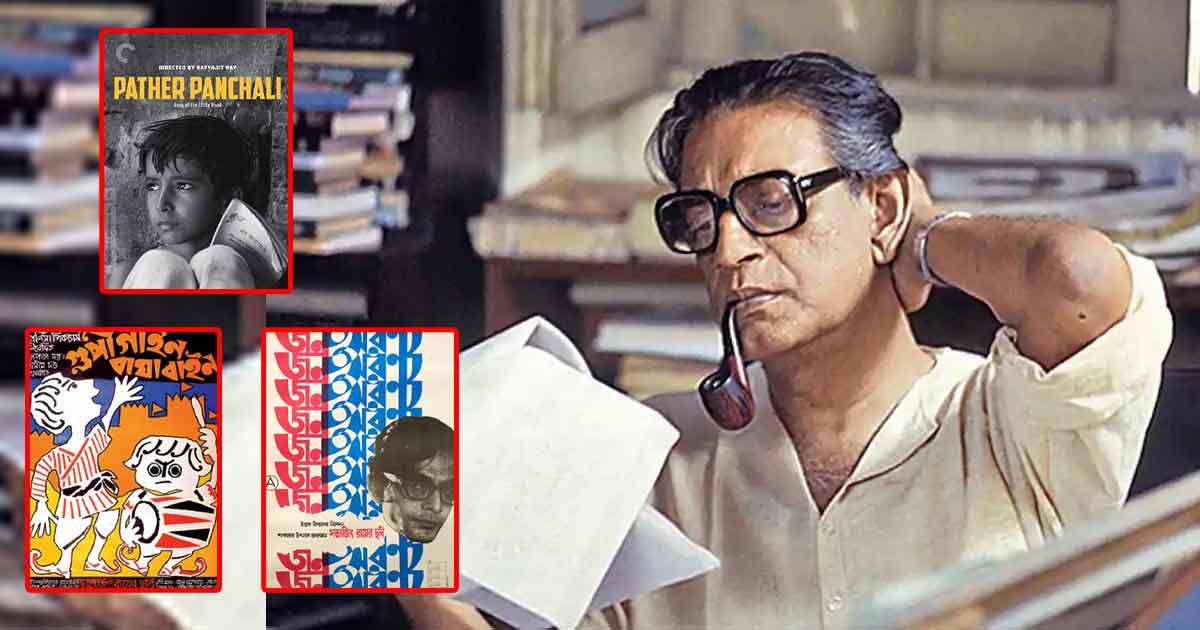 Pather Panchali To Sonar Kella