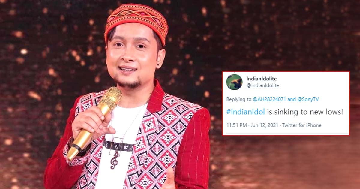 Indian Idol 12 Makers Brutally Trolled Over Allegedly Altering Pawandeep Rajan's Performance During Himesh Reshammiya Special Episode!