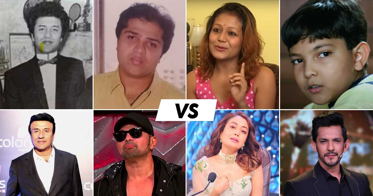 Indian Idol 12: Check Out Then & Now Pictures Of Neha Kakkar, Aditya Narayan & Others