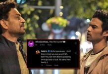 Irrfan Holding A Joint In One Of The Throwback Photos? Son Babil Khan Shuts Up A Fan Asking This Question - Check Out