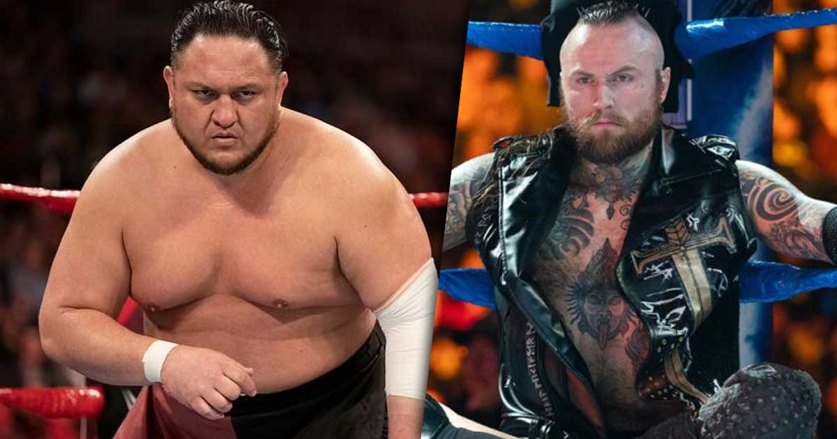 Is WWE Planning To Bring Samoa Joe Back? Aleister Black On AEW's Priority List
