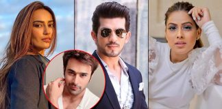 #istandwithpearl: Pearl V. Puri gets support of TV frat