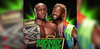 It's Bobby Lashley vs Kofi Kingston At Money In The Back 2021