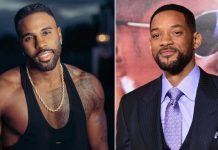 Jason Derulo: When Will Smith says something, you make sure you're listening