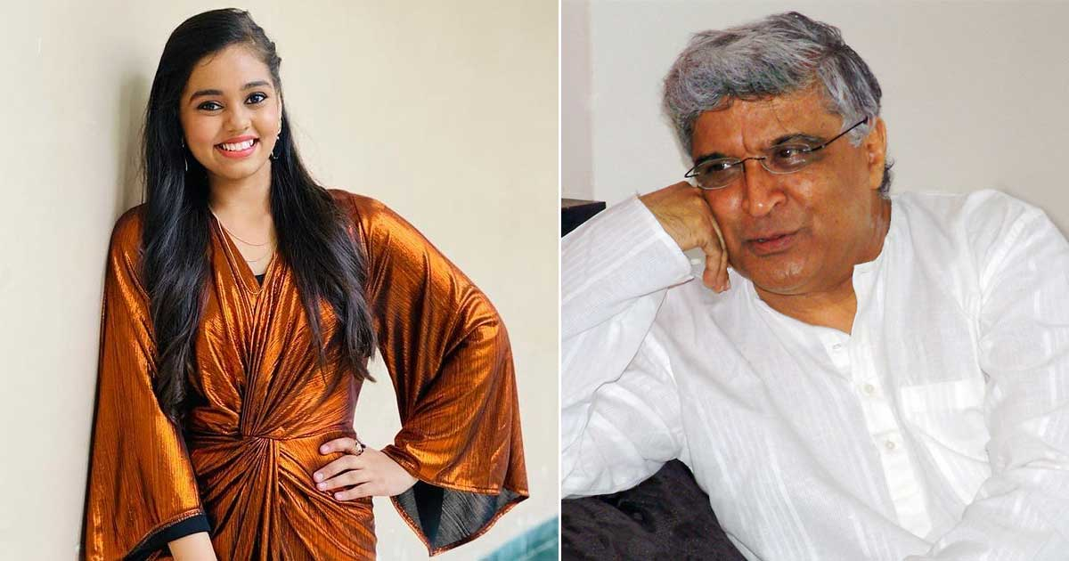 Javed Akhtar Trolled For His Pep Talk With Indian Idol 12 Contestant Shanmukhapriya