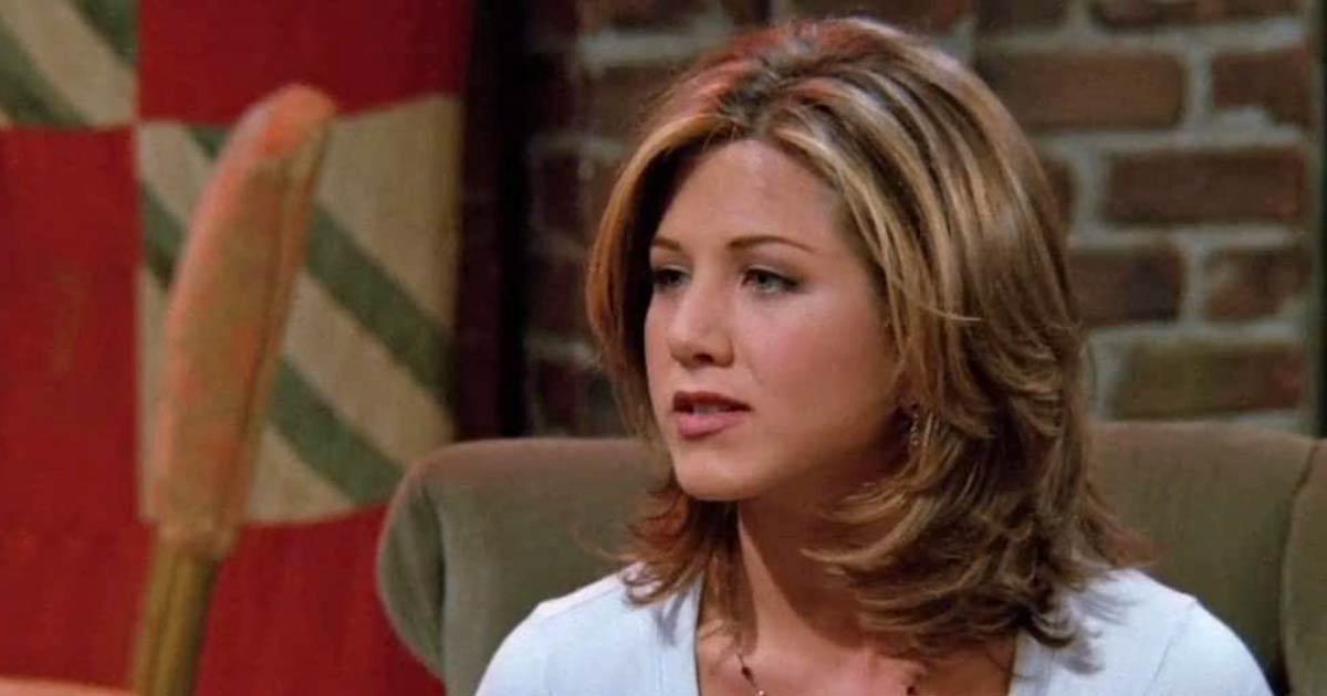 Jennifer Aniston As Rachel Green In Friends
