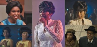 Jennifer Hudson dazzles as Aretha Franklin in the much-awaited first look featurette of the upcoming musical extravaganza Respect