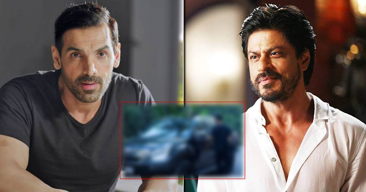 John Abraham joins YRF's Pathan shoot and we can't keep calm!