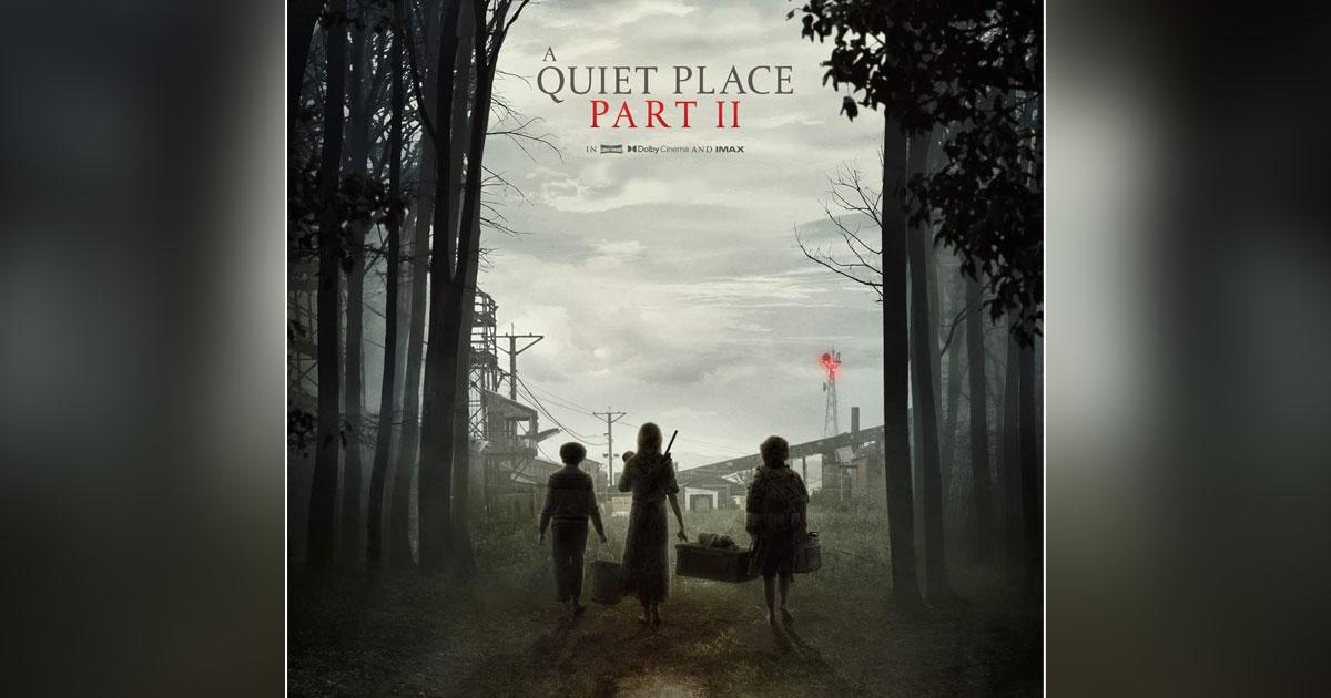 John Krasinki's A Quiet Place Part II Breaks Pandemic Era Records