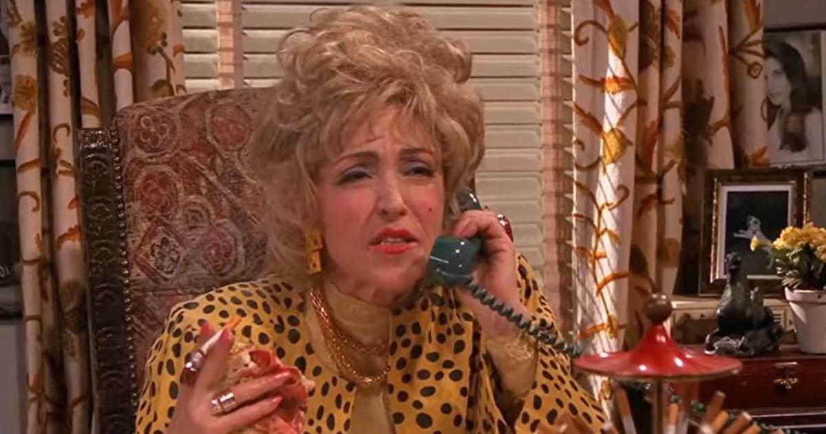 June Gable As Estelle Leonard