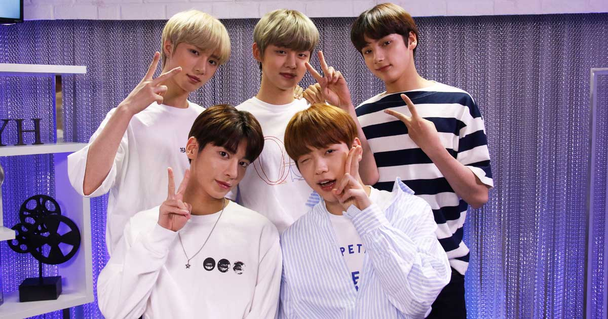 K-Pop Boy Band Tomorrow X Together Wish To Perform In India!