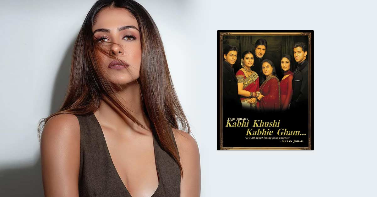K3G Fame Malvika Raaj Talks About Staying Away From Acting & Being Born Into A Famous Family