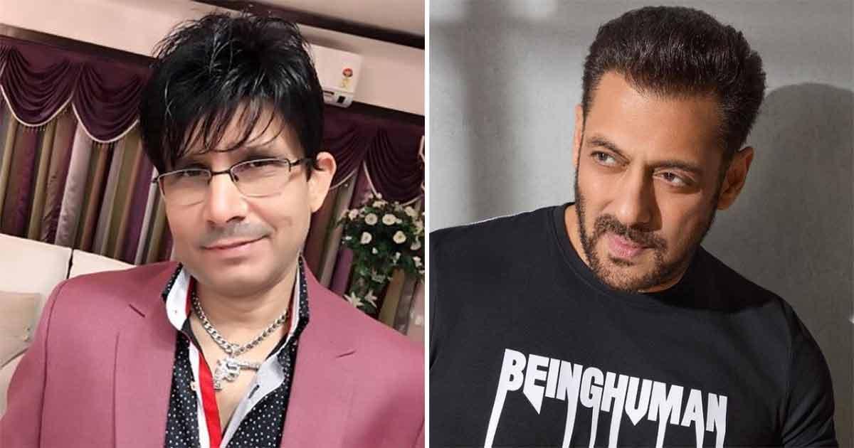 KRK Challenges Court's Decision In Salman Khan's Defamation Case