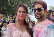 Kamal Kumar Proposes His Co-Star Nia Sharma On The Set