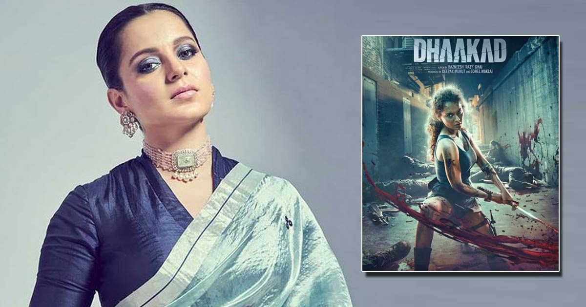 Kangana Ranaut Is All Set To Go 'Dhaakad' As She Can't Wait To Start The Shoot!