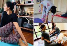Kangana Ranaut reveals how she inspired her family to start yoga