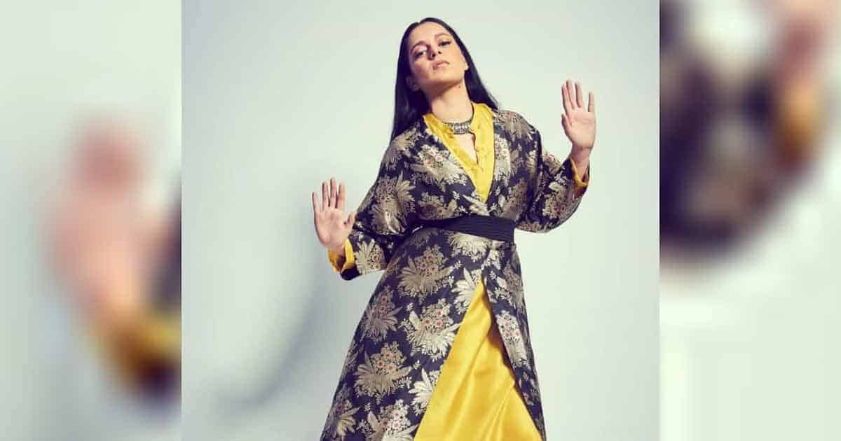 Kangana shows 'what growing up in film industry looks like'