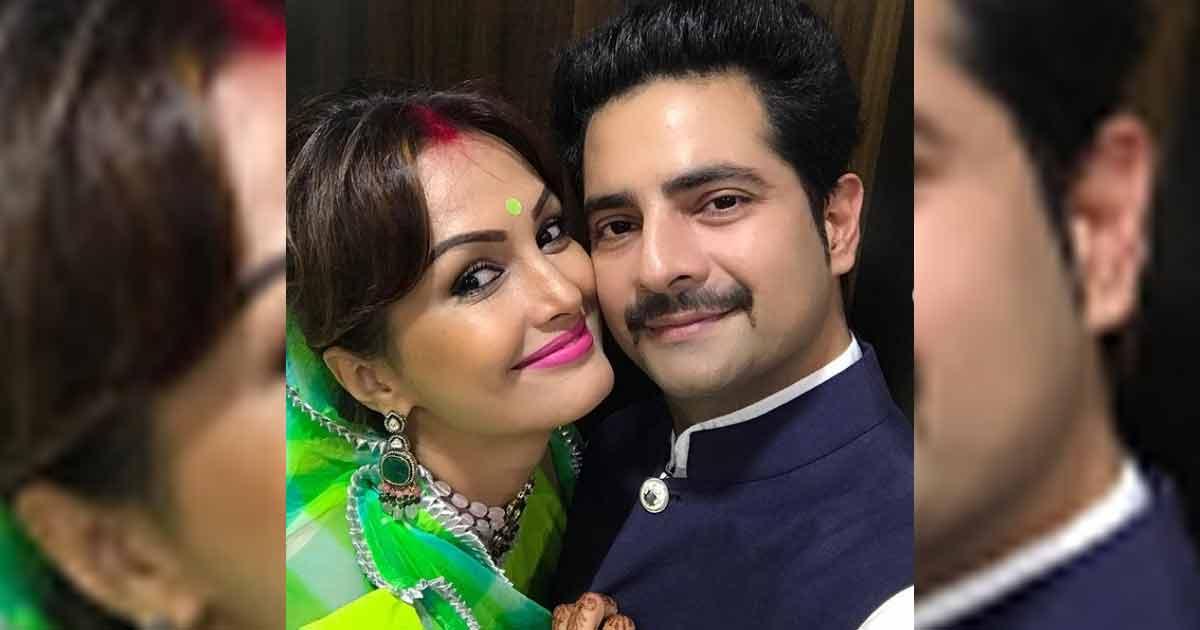 Karan Mehra Accuses Nisha Rawal Of Framing Him