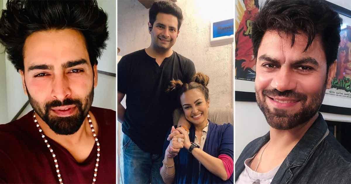 Manveer Gurjar Supports Karan Mehra, Gaurav Chopraa Shares Concerns For His & Nisha Rawal's Son