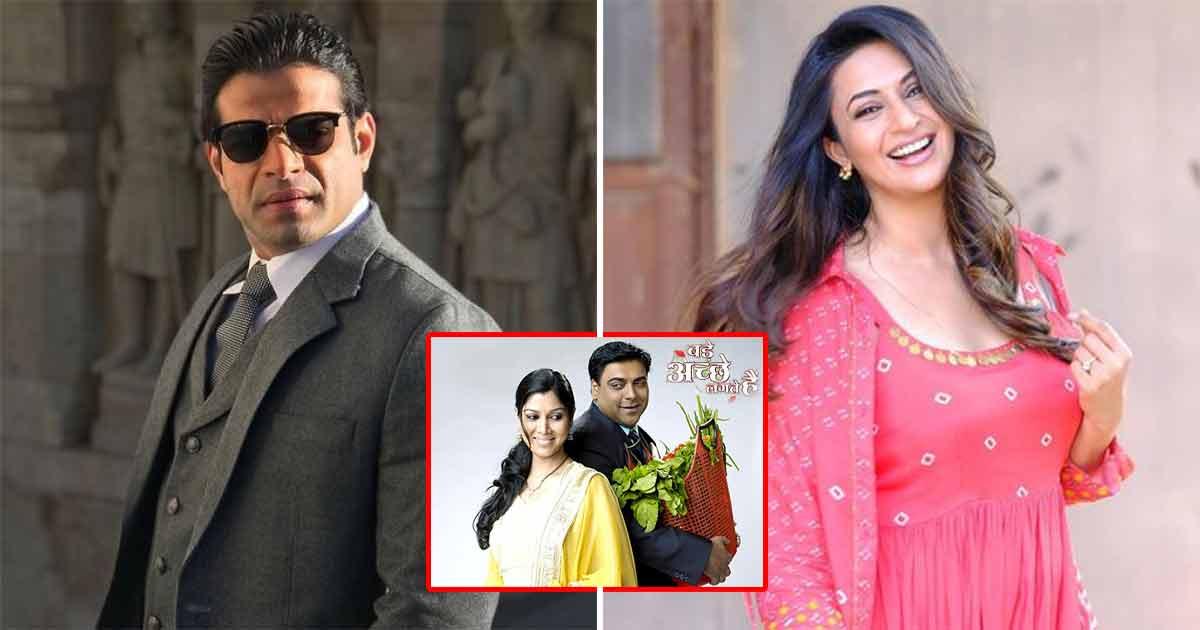 Karan Patel & Divyanka Tripathi To Return In Ekta Kapoor's Bade Acche Lagte Hai 2?