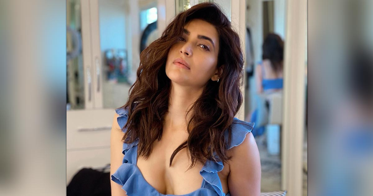 Karishma Tanna Is Giving Major Fashion Inspo In A White Tee & Rugged Denim Jeans - Read On