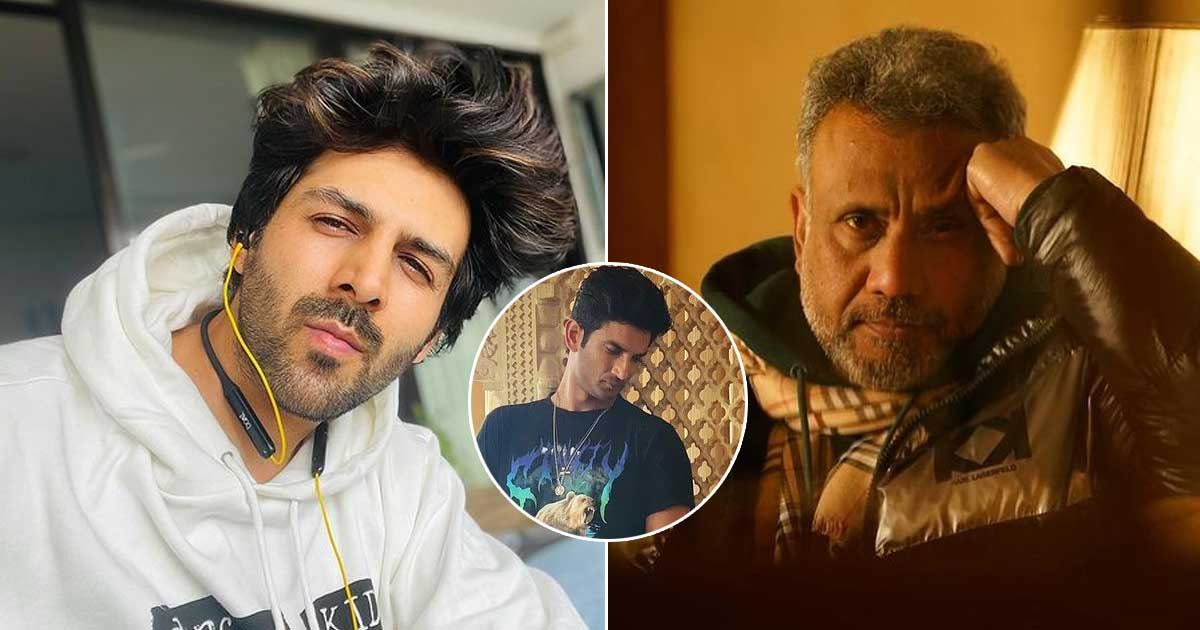 Kartik Aaryan Finds Support In Anubhav Sinha; Fans Compare His Condition To Sushant Singh Rajput