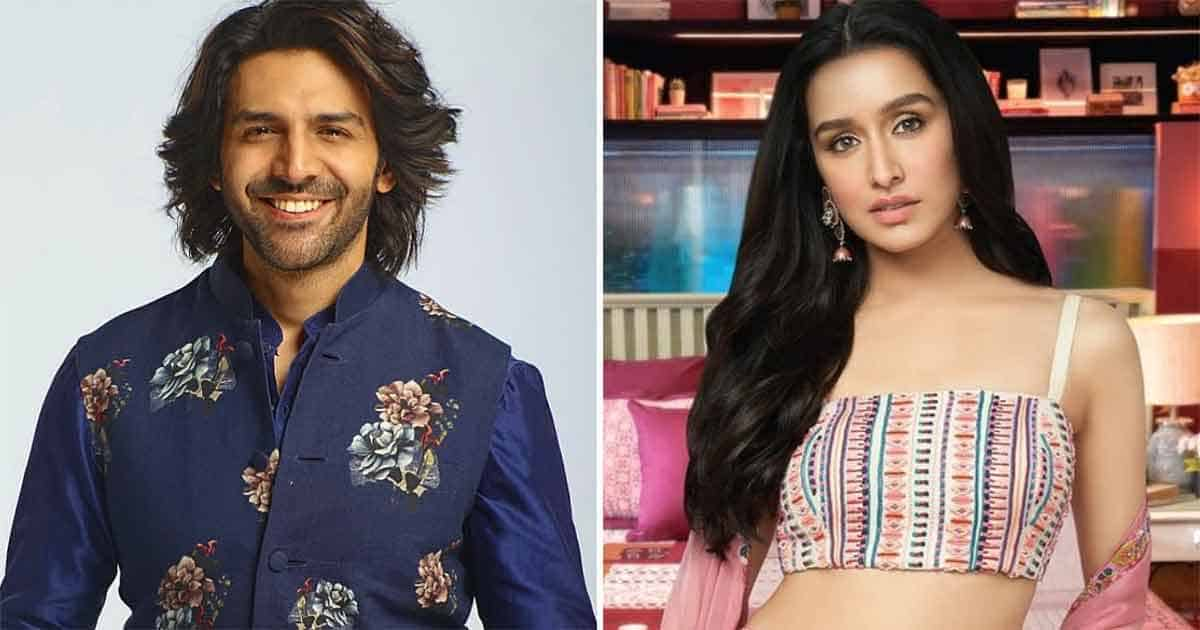 Kartik Aaryan To Romance Shraddha Kapoor In Satyanarayan Ki Katha?
