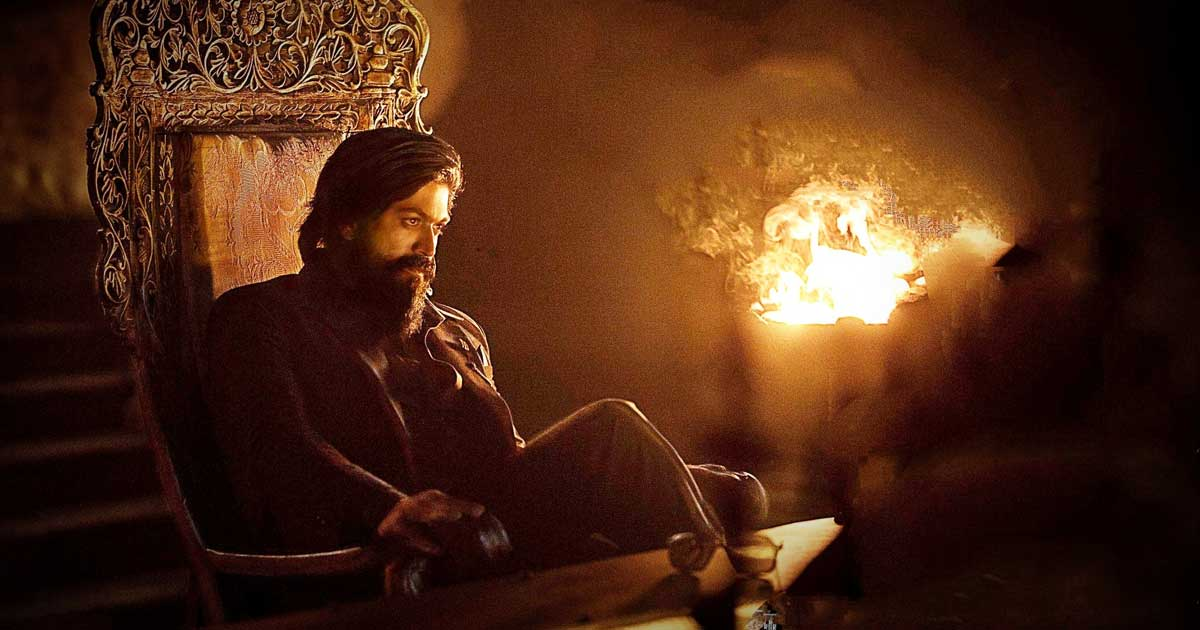 KGF 2 Eventually delayed, will Yash become a naval officer in his next film 'Pan India'?