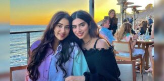 Khushi Kapoor to sister Janhvi: 'Love you sometimes'