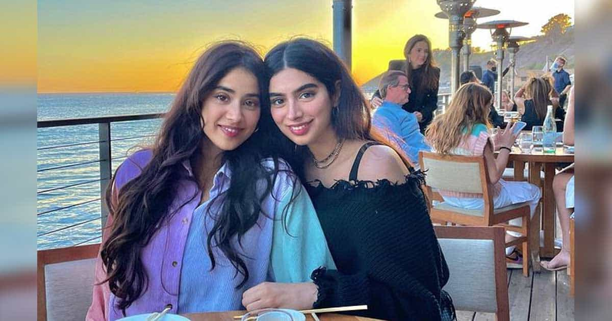 Khushi Kapoor Shares An All-Smiles 'Dreamy Sunset' With Sister Janhvi Kapoor, Read On