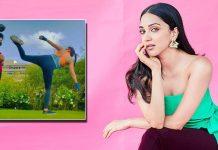 Kiara Advani flaunts action-packed avatar in latest video