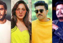 Kiara Advani Inks Multi-Film Deal With Shankar & Will Romance Ram Charan & Ranveer Singh In Two Different Films?