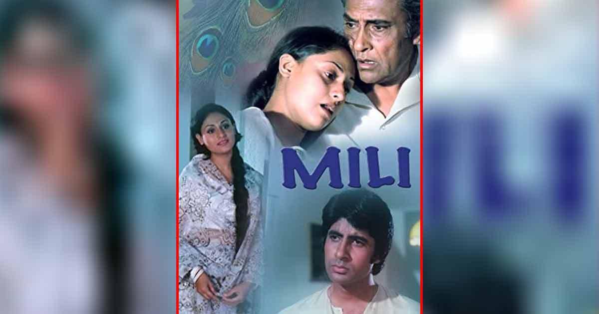 Koimoi Recommends Mili: Where Jaya Bachchan Personified Grace & Hrishikesh Mukherjee Used Amitabh Bachchan's Angry Young Man Act For Good