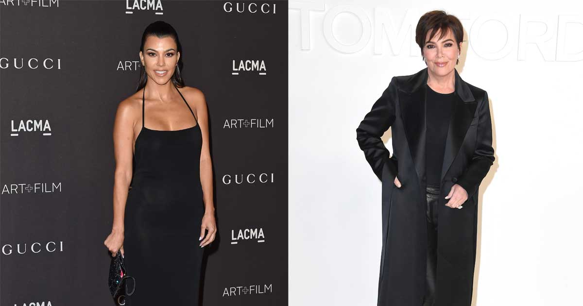 Kris Jenner: Kourtney The Toughest Among The Sisters To Manage