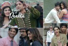 Kriti remembers Sushant on 4 years of 'Raabta'