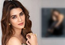 Kriti Sanon's latest photoshoot click is just too hot to handle!