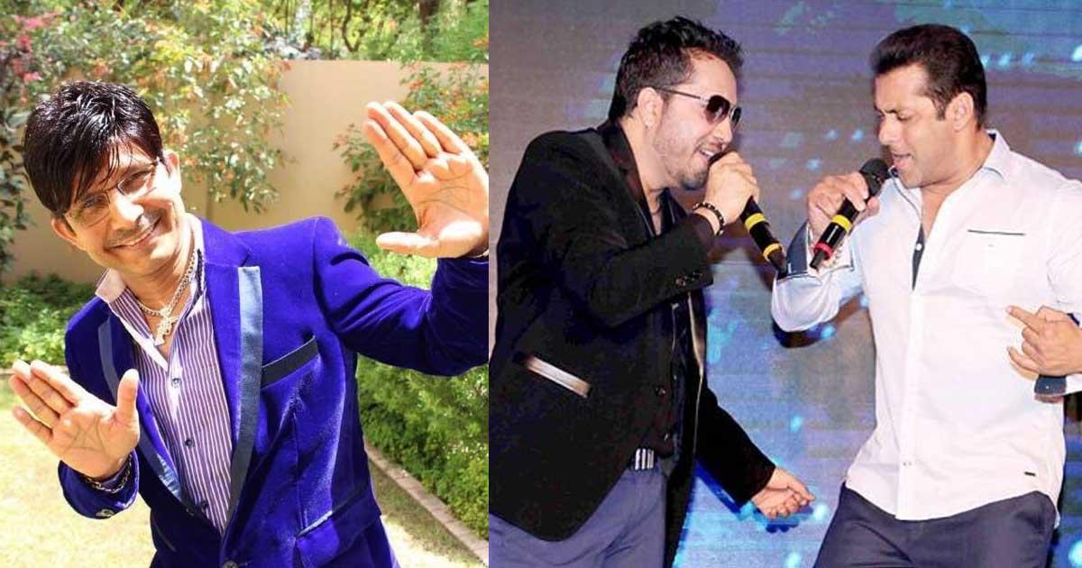 KRK Attacks Mika Singh & Salman Khan Yet Again