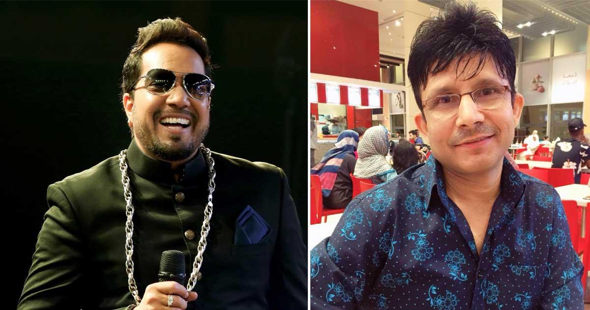 KRK Calls Mika Singh 'Namard'